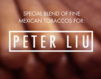 Peter Liu - Special Blend for Mexican Tobacco -