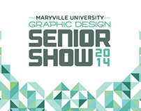 2014 Graphic Design Senior Show