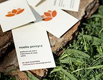 Noelia Pereyra Personal Cards