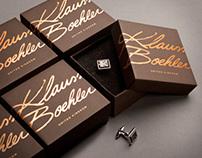 Klauss Boehler |Branding | lg2boutique