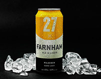 Farnham Ale & Lager | Packaging | lg2boutique