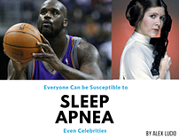 Celebrities with Sleep Apnea