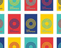 Parc olympique |Branding | lg2boutique