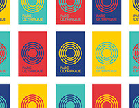 Parc olympique |Branding