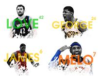 NBA Player Series 2014