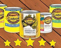 Cabot Woodcare - Ratings & Reviews Sweepstakes - Social