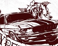 Mustang design