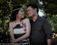 Aiko and Ryan Prenup Photoshoot