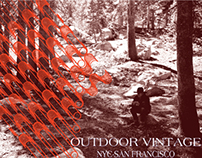 Bain Vintage Outdoor Clothing concept