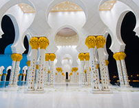 Al Sheikh Zayed Mosque
