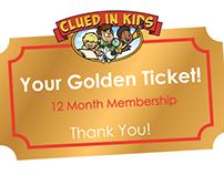 Clued In Kids Marketing/Branding