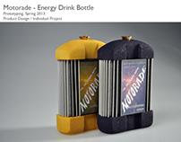 Motorade - Energy Drink Bottle