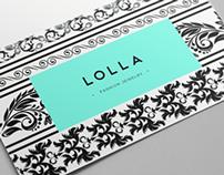 Lolla   Logo e identidade visual