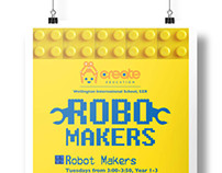 Robo Makers Posters