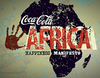 Coca Cola Africa Happiness campaign