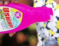 Ushindi Washing Liquid TVC