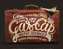 Gas Cap Motor's Branding