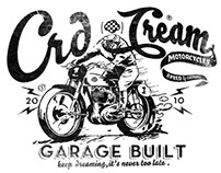 Crd Caferacerdreams Branding