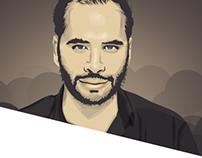 Abdellah Abujad vector art