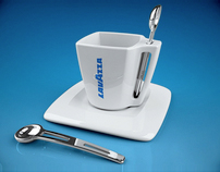 Cup of Coffe for Lavazza Group - Design: Marco Lavelli