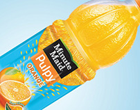 Minute Maid Pulpy Orange Product Shot
