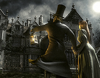 A Mansion In Darkness (2013)