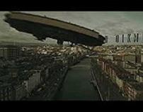 Before Apocalypse Spacecraft (After Effects VFX)