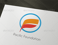 Pacific Foundation Logo Template