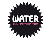 Water (typography)