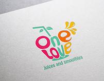 Logo design for One Love