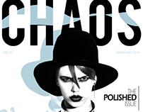 CHAOS Magazine, VOL.21