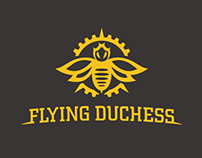 Flying Duchess - Logo