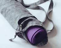 Чехол для йога-коврика \ Yoga mat's cover