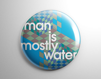 Man Is Mostly Water