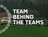 Team behind the teams