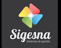 SIGESNA logotype