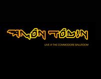 Album Design - Amon Tobin