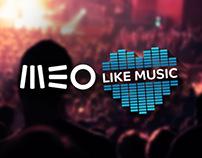 MEO LIKE MUSIC APP