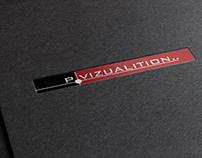 P.Vizualition Logo