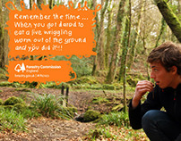 Forestry Commission England Campaign