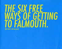 The Six Free Ways Of Getting To Falmouth