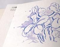 Flower&Tea stain