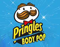 Pringles Body Pop app