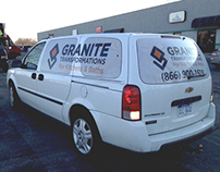 Granite Transformations Vehicle Graphics