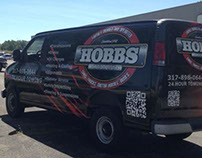 Hobbs Automotive Full Wrap