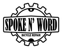 Spoke N' Word Logo Design