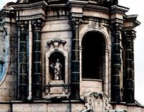 3D Baroque Church