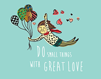 Magnum YIC Project - Do Small Things with Great Love