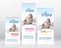 Triple Baby Products Line