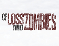 Of Loss And Zombies Movie Poster